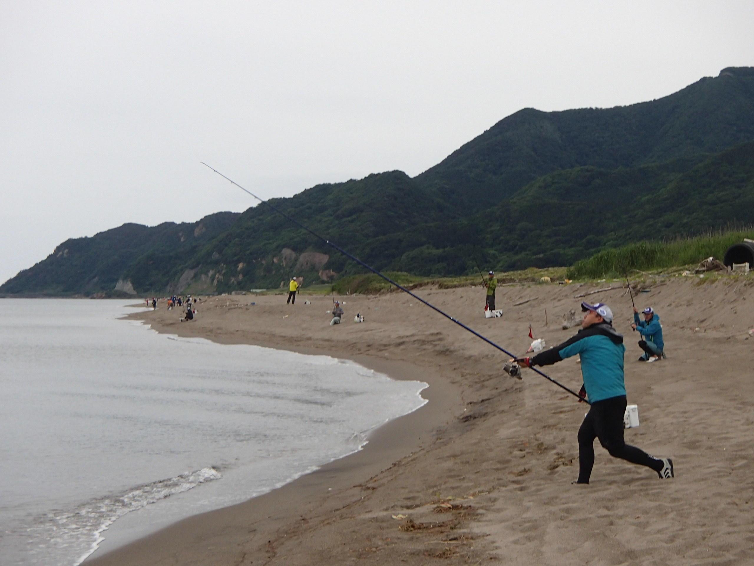キスM新潟釣り風景.JPG